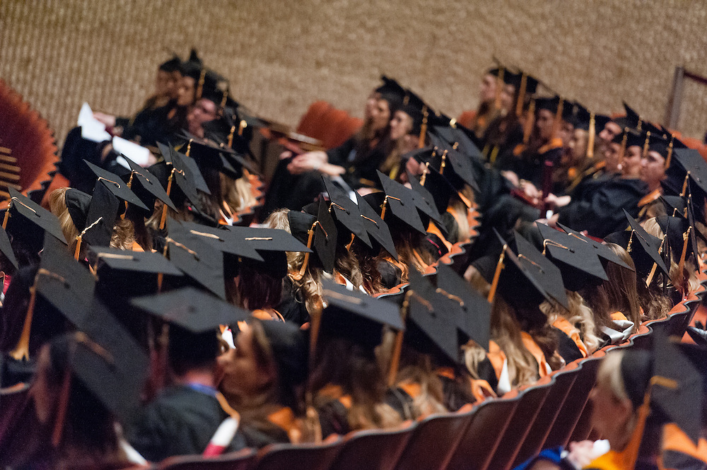 Texas A&M College of Nursing Commencement