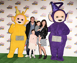 Teletubbies 20th Anniversary Party at Riverfront, BFI, Belvedere Road, Southbank, London on Sunday 26 February 2017