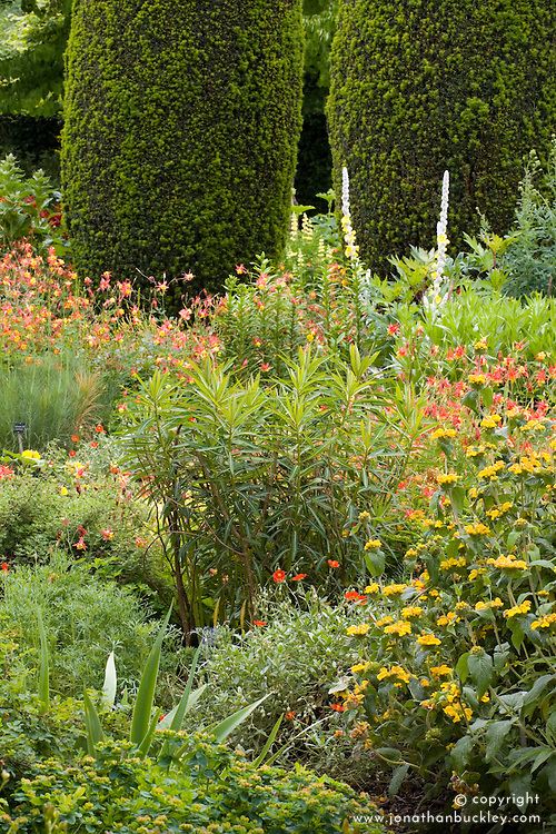 The Cottage Garden at Sissinghurst Castle