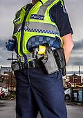 Police Uniform Shoot