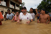 Henrique Capriles - Miranda Floods