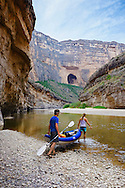 Santa Elena Canyon, Big Bend National Park, Texas