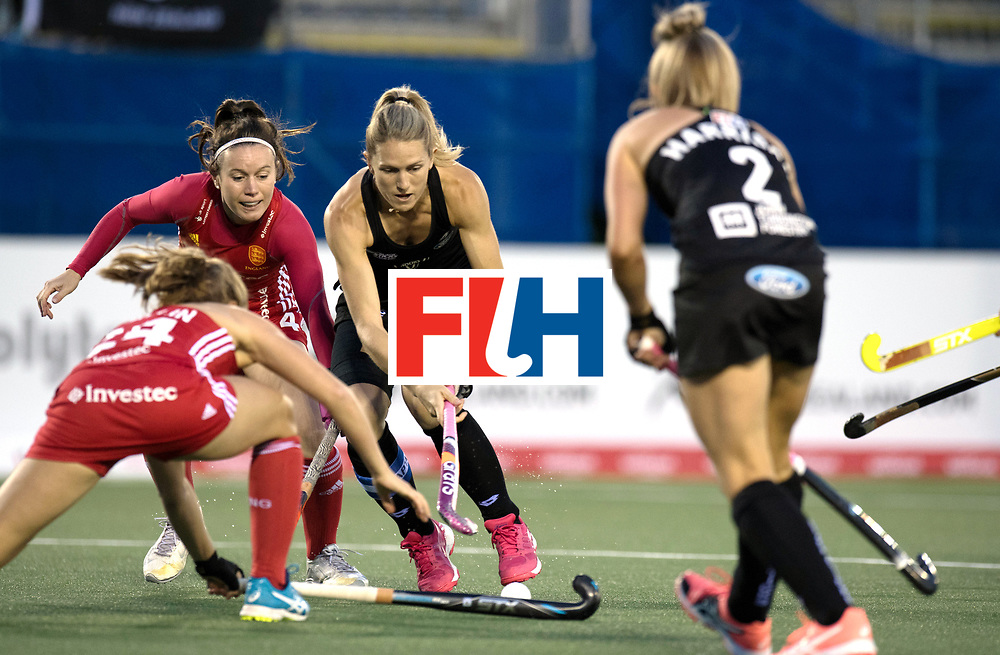 AUCKLAND - Sentinel Hockey World League final women<br /> Match id: 10310<br /> 20 ENG v NZL (Semi Final)<br /> Foto: Martina Cavallero <br /> WORLDSPORTPICS COPYRIGHT FRANK UIJLENBROEK
