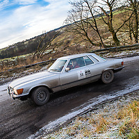 Car 58 Eric Michiels / Aswin Pyck - Mercedes benz 450SLC