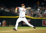 PHOENIX, AZ - JUNE 07:  Starting pitcher Patrick Corbin #46 of the Arizona Diamondbacks pitches against the San Francisco Giants in the first inning at Chase Field on June 7, 2013 in Phoenix, Arizona. The Diamondbacks defeated the Giants 3-1.  (Photo by Jennifer Stewart/Getty Images) *** Local Caption *** Patrick Corbin