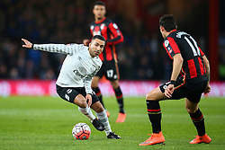 Aaron Lennon of Everton in action - Mandatory by-line: Jason Brown/JMP - Mobile 07966 386802 20/02/2016 - SPORT - FOOTBALL - Bournemouth, Vitality Stadium - AFC Bournemouth v Everton - The Emirates FA Cup