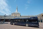Openstelling Paleis Noordeinde en het Koninklijk Staldepartement<br /> <br /> Op de foto:    Koninklijk Staldepartement