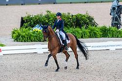 Irving Jill, CAN, Degas 12<br /> World Equestrian Games - Tryon 2018<br /> © Hippo Foto - Dirk Caremans<br /> 12/09/18