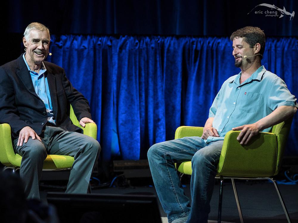 John Aldridge and Rich Wilson #egconf #eg8