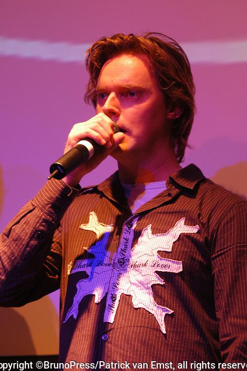 Uitreiking van de 3FM Awards in de Melkweg, Amsterdam Op de foto:<br /> <br /> Vliegende Panters