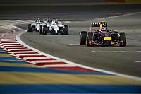 RICCIARDO Daniel (Aus) Red Bull Renault Rb10 Action during the 2014 Formula One World Championship, Grand Prix of Bahrain on April 6, 2014 in Sakhir, Bahrain. Photo Eric Vargiolu / DPPI