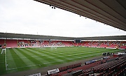 The Balfour Webnet Darlington Arena, home of Darlington FC