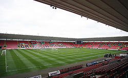 The Balfour Webnet Darlington Arena, home of Darlington FC
