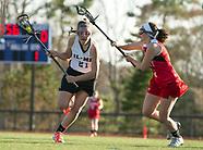 ILMA v BHS Lacrosse 18Apr17
