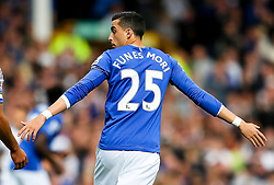 Everton's Ramiro Funes Mori on his debut for the club - Mandatory byline: Matt McNulty/JMP - 07966386802 - 12/09/2015 - FOOTBALL - Goodison Park -Everton,England - Everton v Chelsea - Barclays Premier League