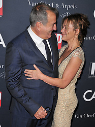 (L-R) Kenny Ortega and Jennifer Grey arrives at the L.A. Dance Project's Annual Gala held at LA Dance Project in Los Angeles, CA on Saturday, October 7, 2017. (Photo By Sthanlee B. Mirador/Sipa USA)