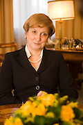30.01.2008 Warszawa Anna Fotyga chief of Polish President Lech Kaczynski Office ,former minister of foreign affairs, photo Piotr Gesicki