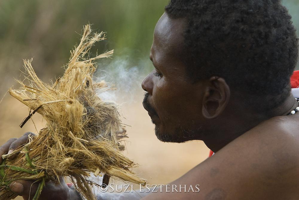 Laikipiac Masaai Village in Il Ngwesi Group Ranch Area