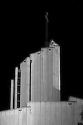 """Heilig Geist Kirche, Stegersbach.1971-1974.Architektur: Atelier """"3P"""" (Presoly).Aufnahmedatum 2005"""