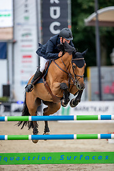 BEERBAUM Markus (GER), Daylight VDL<br /> Münster - Turnier der Sieger 2019<br /> BRINKHOFF'S NO. 1 -  Preis<br /> CSI4* - Int. Jumping competition  (1.50 m) -<br /> 1. Qualifikation Grosse Tour <br /> Large Tour<br /> 02. August 2019<br /> © www.sportfotos-lafrentz.de/Stefan Lafrentz