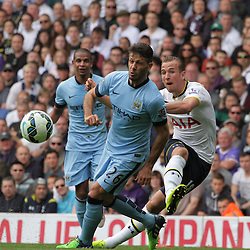 Spurs v Man City | Premier League | 3 May 2015