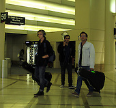 Cody Simpson at LAX 12/15/2011
