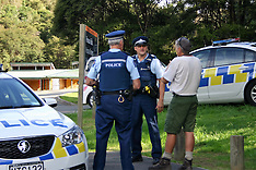 Auckland-Police search for 13 year old youth in Hunua Falls