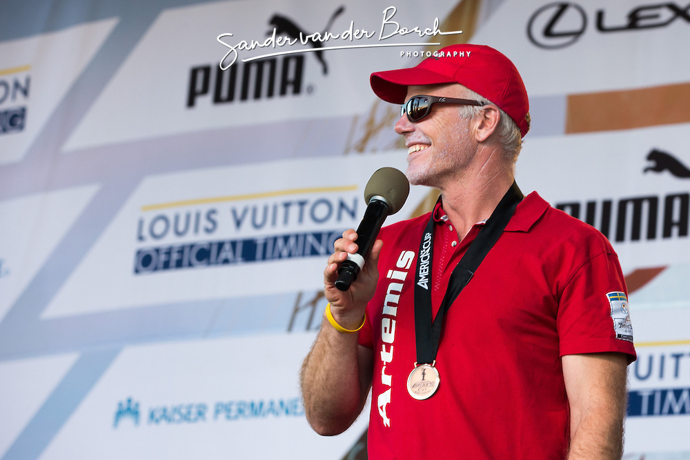 Super Sunday fleet race, Sunday October 6th. AC45 World Series San Francisco (Oct. 2-7).