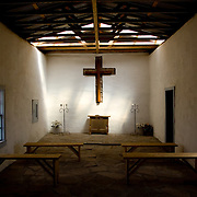 A Chapel near Toyahvale, TX which is in the foothills of the Davis Mountains.