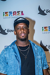 October 11, 2016 - Nashville, Tennessee, USA - Derek Minor at the 47th Annual GMA Dove Awards  in Nashville, TN at Allen Arena on the campus of Lipscomb University.  The GMA Dove Awards is an awards show produced by the Gospel Music Association. (Credit Image: © Jason Walle via ZUMA Wire)