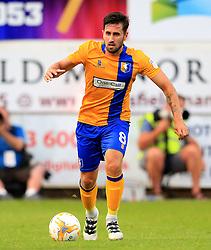 Chris Clements of Mansfield - Mandatory by-line: Matt McNulty/JMP - 19/07/2016 - FOOTBALL - One Call Stadium - Mansfield, England - Mansfield Town v Hull City - Pre-season friendly