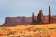 Monument Valley Navajo Tribal Park Arizona