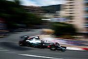 May 20-24, 2015: Monaco Grand Prix: Lewis Hamilton (GBR), Mercedes