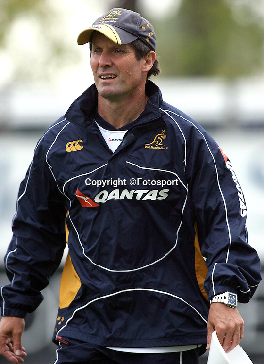 Robbie Deans - Australia head coach<br />