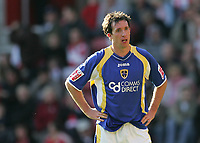 Photo: Lee Earle.<br /> Southampton v Cardiff City. Coca Cola Championship. 21/10/2007. Cardiff's Robbie Fowler looks dejected as they trail to Southampton.