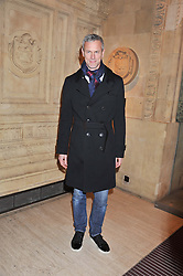 MARK FOSTER at Cirque du Soleil's VIP night of Kooza held at the Royal Albert Hall, London on 8th January 2013.