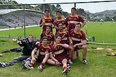 20121006 American Ambassador's Sevens Upper Hutt Team at Porirua