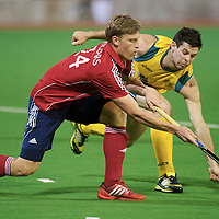 MELBOURNE - Champions Trophy men 2012<br /> Australia v England 2-0<br /> foto: Oliver Willars.<br /> FFU PRESS AGENCY COPYRIGHT FRANK UIJLENBROEK
