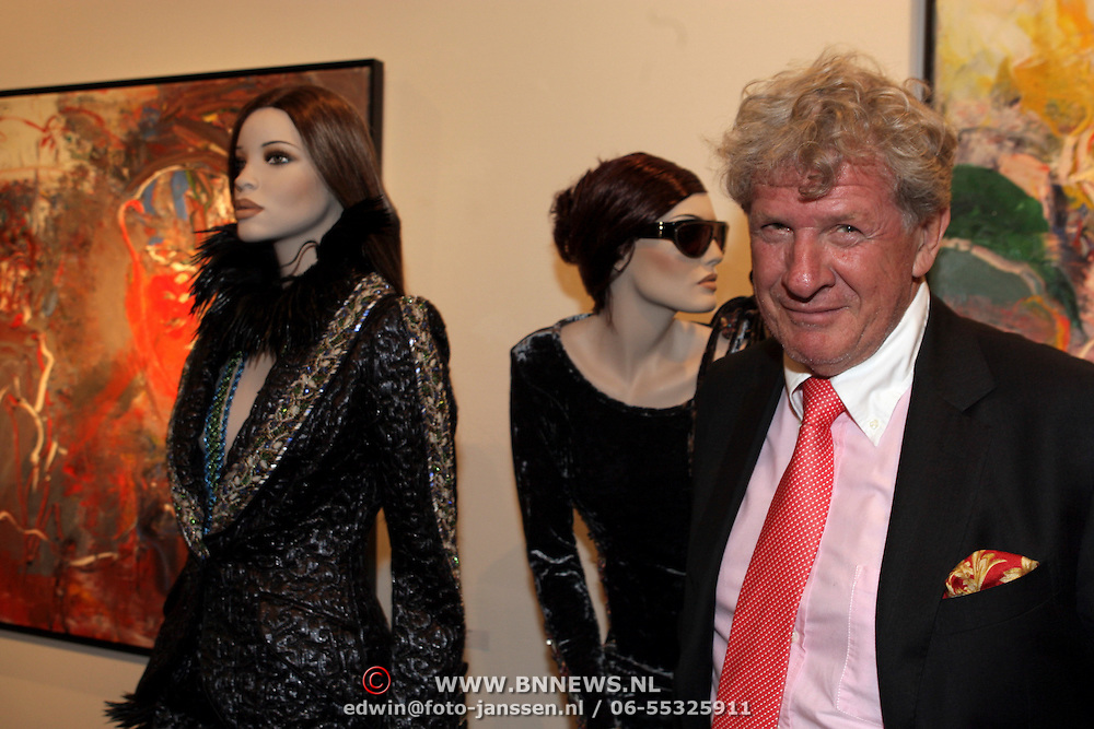 NLD/Amstelveen/20080915 - Modeshow Ronald Kolk 2008, Willibrord Frequin