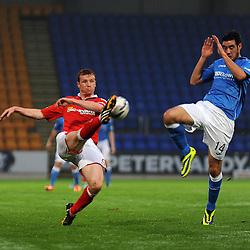 St Johnstone v Ross County   Scottish Cup   29 November 2014