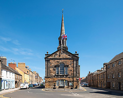 The Town House in Haddington , East Lothian, Scotland, UK