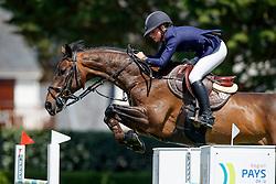 Thijssen Sanne, NED, Bulavsco<br /> Derby Région des Pays de La Loire<br /> Longines Jumping International de La Baule 2017<br /> © Hippo Foto - Dirk Caremans<br /> Thijssen Sanne, NED, Bulavsco