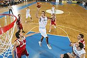 TORINO 17 SETTEMBRE 2008<br /> BASKET QUALIFICAZIONI EUROPEI<br /> ITALIA-BULGARIA<br /> NELLA FOTO DATOME<br /> FOTO CIAMILLO