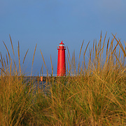 """Muskegon Pier Lighthouse""<br />