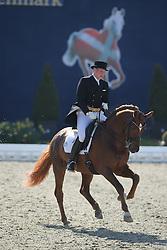 Goerens Mathis, (LUX), Berlusconi 4<br /> Nurnberger Burg-Pokal - St George Special<br /> Horses & Dreams meets Denmark - Hagen 2016<br /> © Hippo Foto - Stefan Lafrentz