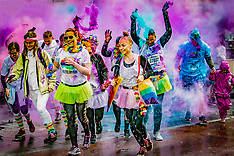 11.08.2018 The Color Run, Esbjerg