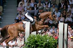 Dubbeldam Jeroen, (NED), BMC Up and Down<br /> CSIO Aachen 2007<br /> © Hippo Foto - Dirk Caremans