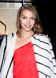© Licensed to London News Pictures. 01/05/2014, UK. Arizona Muse, Fendi - Store Launch Party, New Bond Street, London UK, 01 May 2014. Photo credit : Brett D. Cove/Piqtured/LNP