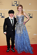 - Cannes, France - New York City....<br /> <br /> Dinner Arrivals at the 67th Annual Cannes Film Festival<br /> <br /> Olivier Dahan and Nicole Kidman attend the Opening Ceremony Dinner Arrivals at the 67th Annual Cannes Film Festival  in Cannes<br />  ©Exclusivepix