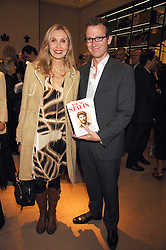 ASHLEY & ALLEGRA HICKS at a party to celebrate the publication of 'Young Stalin' by Simon Sebag-Montefiore at Asprey, New Bond Street, London on 14th May 2007.<br /><br />NON EXCLUSIVE - WORLD RIGHTS